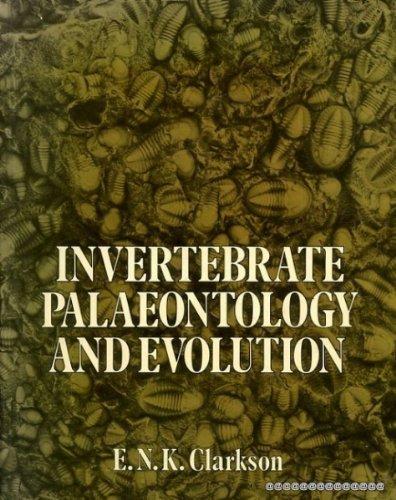9780045600083: Invertebrate Palaeontology and Evolution