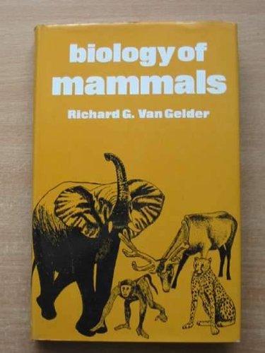 9780045690015: Biology of Mammals