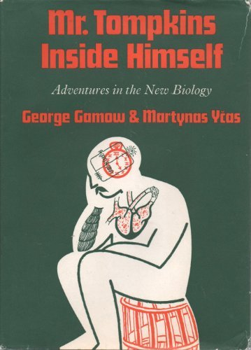 9780045700066: Mr. Tompkins Inside Himself: Adventures in New Biology