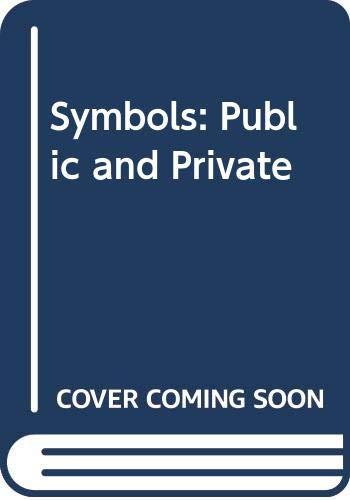 9780045700141: Symbols: Public and Private