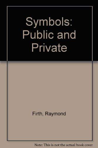 9780045730117: Symbols: Public and Private