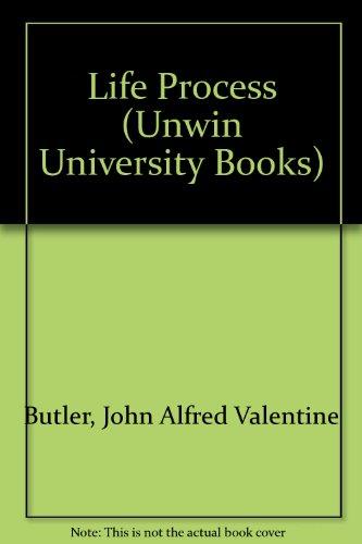 9780045740093: Life Process (Unwin University Books)