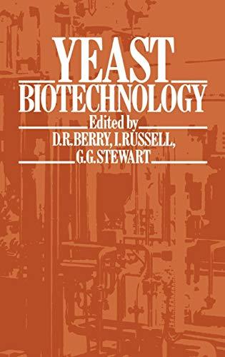 9780045740420: Yeast Biotechnology