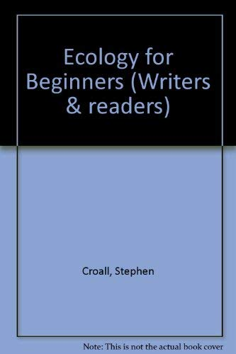 9780045740550: Ecology for Beginners (Writers & Readers)