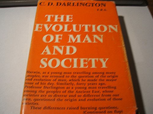 9780045750115: Evolution of Man and Society