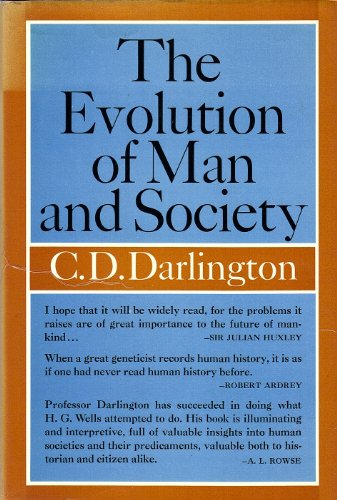 9780045750207: Evolution of Man and Society