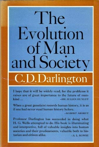 9780045750207: The Evolution of Man and Society