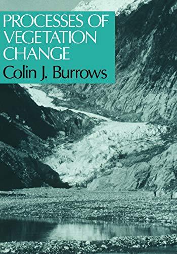 9780045800131: Processes of Vegetation Change (Studies; 141)
