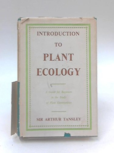 9780045810079: Introduction to Plant Ecology