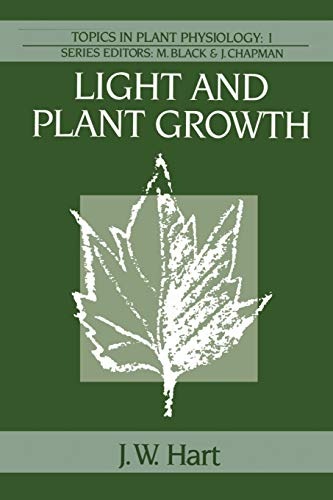 9780045810239: Light and Plant Growth (Topics in Plant Physiology)