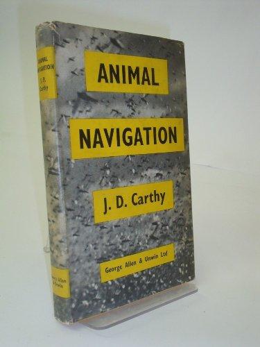 9780045910014: Animal Navigation