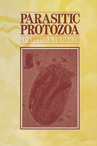 9780045910229: Parasitic Protozoa