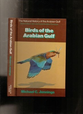 Birds of the Arabian Gulf: Michael C. Jennings