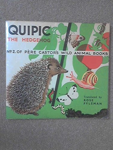 9780045990047: Quipic the Hedgehog