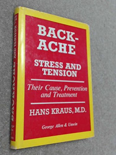 9780046110017: Backache, Stress and Tension