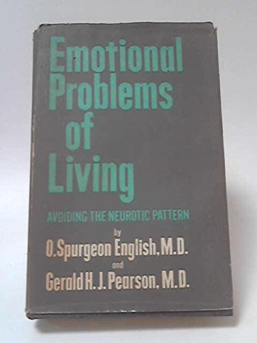 9780046160050: Emotional Problems of Living