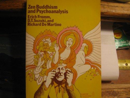 9780046160296: Zen Buddhism and Psychoanalysis