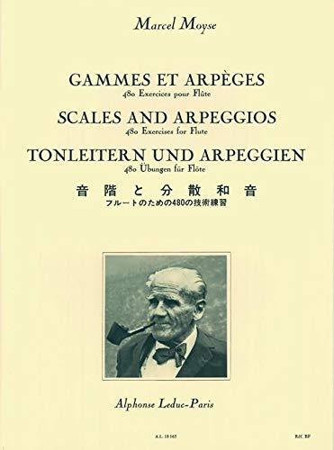 9780046181659: Moyse: Scales and Arpeggios