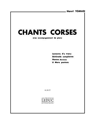 9780046181772: CHANT CORSES N03 NANNA (BERCEUSE) CHANT ET PIANO