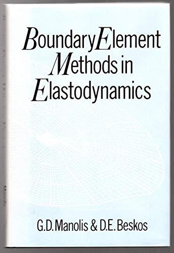9780046200190: Boundary Element Methods in Elastodynamics