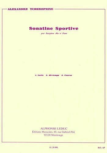 9780046200909: Sonatine Sportive