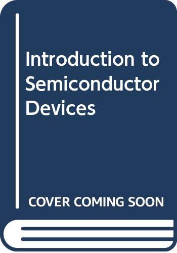 9780046210168: Introduction to Semiconductor Devices