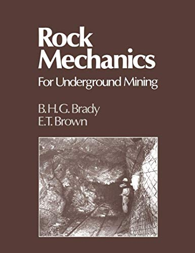 9780046220044: Rock Mechanics: For Underground Mining