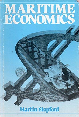 9780046230166: Maritime Economics