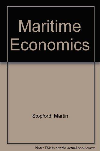 9780046230173: Maritime Economics