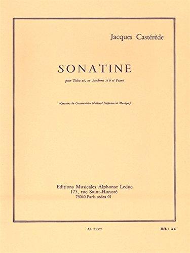 9780046233372: Sonatine pour Tuba ut, ou Saxhorn si b et Piano