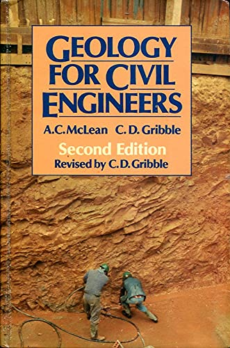 9780046240059: Geology for Civil Engineers