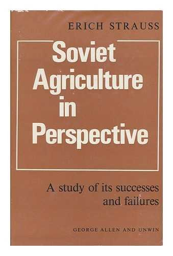 9780046310066: Soviet Agriculture in Perspective