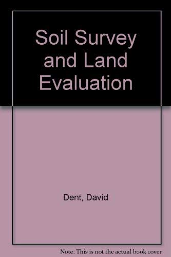 9780046310134: Soil Survey and Land Evaluation
