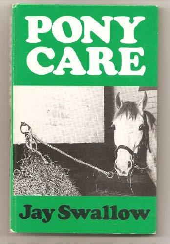 Pony Care: Jay Swallow