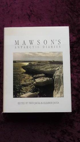 9780046490478: Mawson'S Antarctic Diaries Collectors Ed