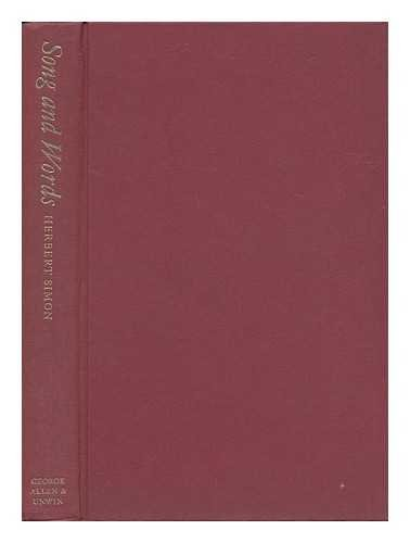 SONG AND WORDS: A history of the Curwen Press