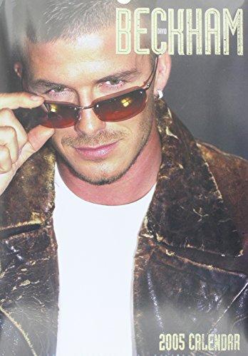 9780046562090: David Beckham Calendar 2005