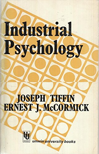 9780046580155: Industrial Psychology (Unwin University Books)