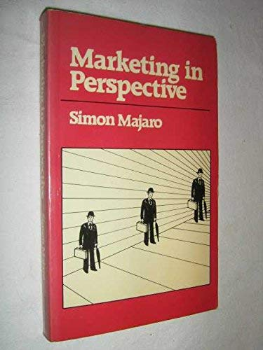 9780046582357: Marketing in Perspective