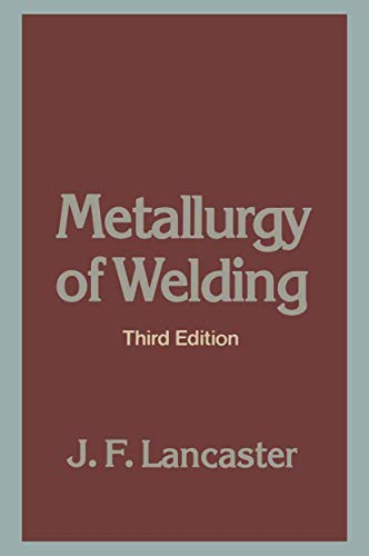 9780046690083: Metallurgy of Welding