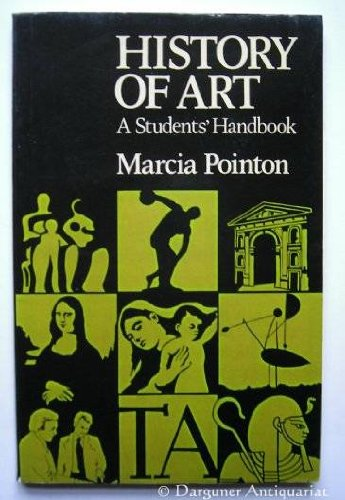 9780047010118: History of Art: A Students' Handbook