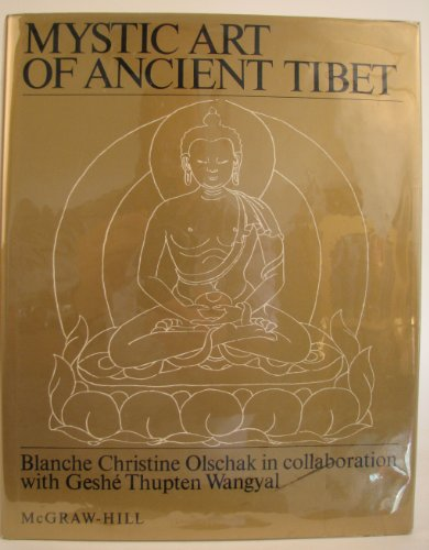 9780047090158: Mystic Art of Ancient Tibet