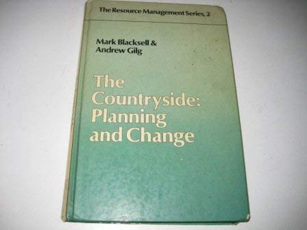 9780047110085: Countryside: Planning and Change (Resource management series)
