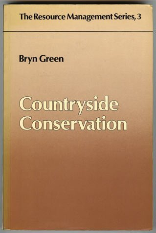 9780047190025: Countryside Conservation (The Resource management series)