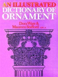 9780047290015: Illustrated Dictionary of Ornament