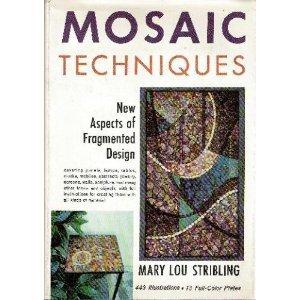 9780047300059: Mosaic Techniques