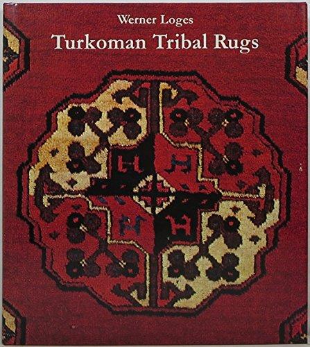 9780047460135: Turkoman Tribal Rugs