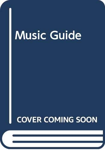 9780047800252: Music Guide