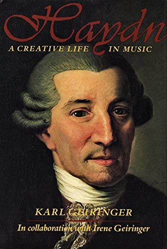 9780047800269: Haydn: A Creative Life in Music