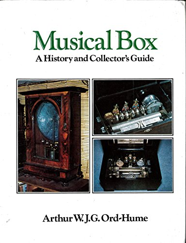 9780047890079: Musical Box: A History and Collector's Guide